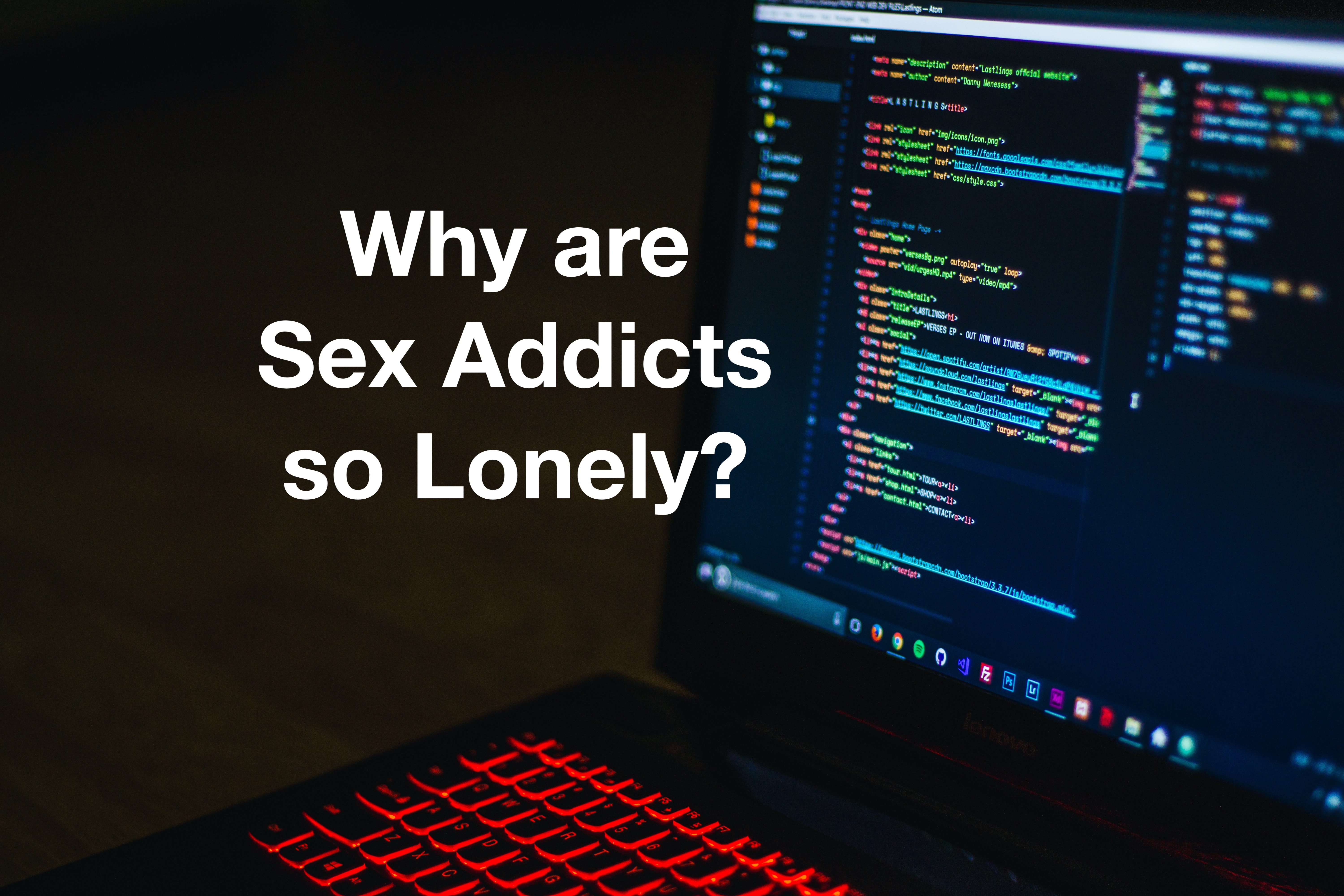 Why is sex addicting